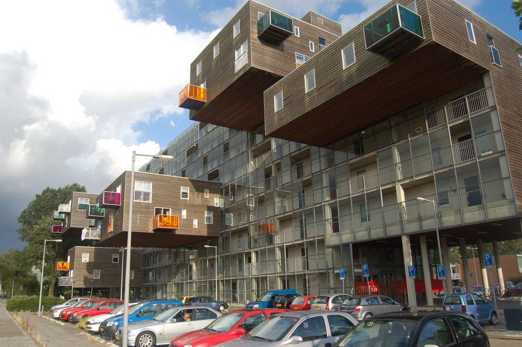 Wozoco andere tijden architectuur - Architectuur renovatie ...